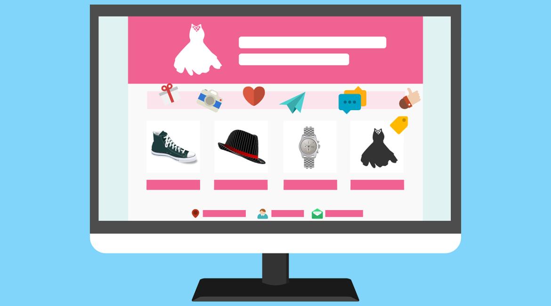 kategorie produktów w sklepie internetowym